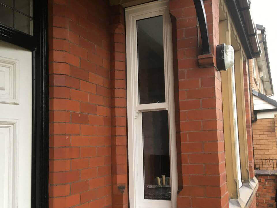 Porch Windows Northenden
