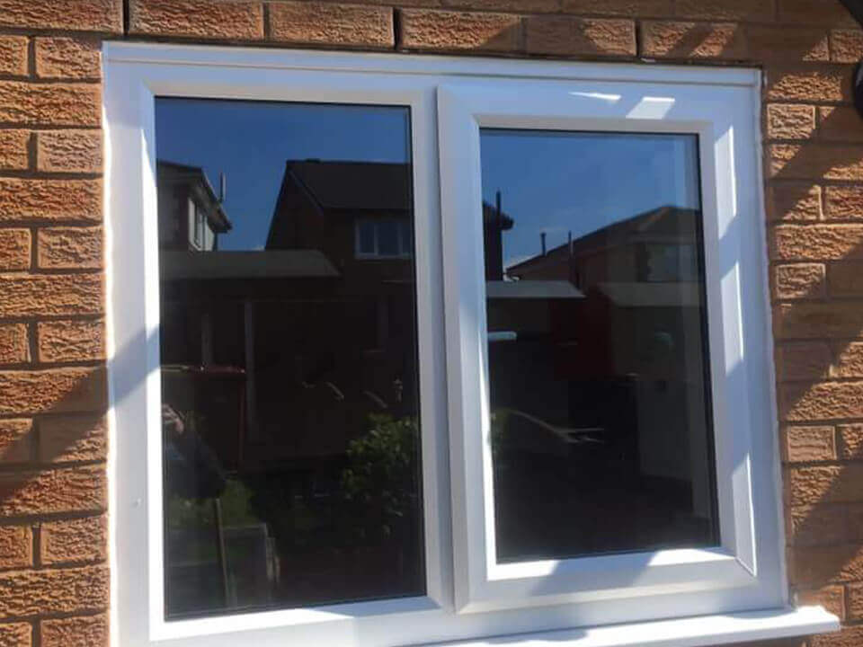 New Windows Calderbrook